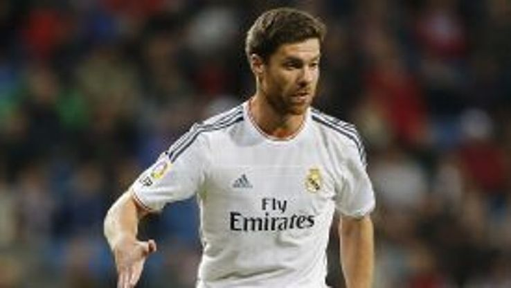 Xabi Alonso made his comeback from injury for Real Madrid against Sevilla.