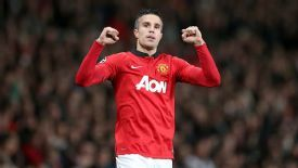 Robin van Persie missed the recent victories over Real Sociedad and Norwich City.