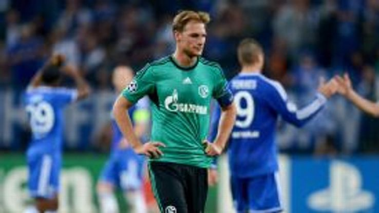 Schalke endured an evening to forget when Chelsea visited the Veltins-Arena last month.