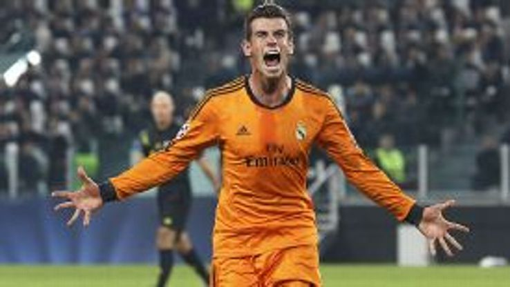 Gareth Bale put Real Madrid 2-1 at Juventus but it would not be enough to earn the points.