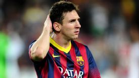Gerardo Martino has defended his star striker Lionel Messi.