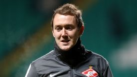 Aiden McGeady joined Spartak Moscow from Celtic in August 2010.