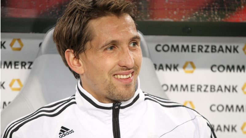 Rene Adler has won 12 caps for Germany.
