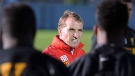 Brendan Rodgers may feel the urge to shake things up.