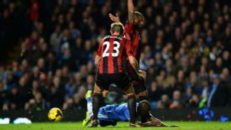 West Brom were left furious after Chelsea were awarded a stoppage-time penalty for a questionable foul on Ramires.