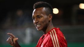 Julian Green is yet to decide whether to play for USA or Germany at international level.