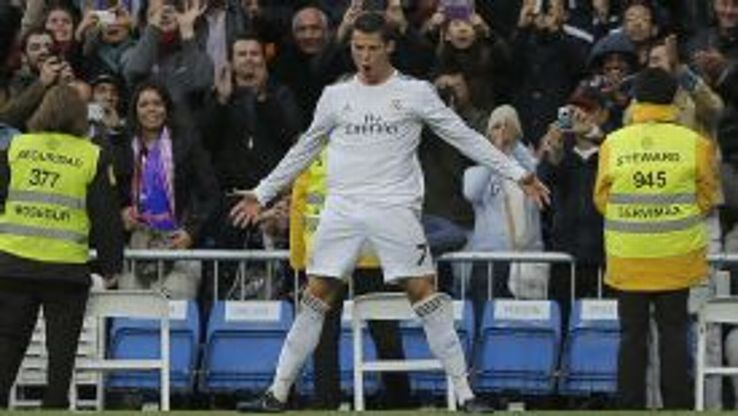 Cristiano Ronaldo is thought to be competing with Franck Ribery and Lionel Messi for the Ballon d'Or.