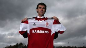 Aitor Karanka had also been strongly linked with the Crystal Palace job.