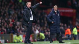David Moyes needs to coax a marked improved from Manchester United.