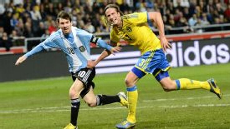 Jonas Olsson says Sweden's two-legged playoff against Portugal will be the biggest games of his career.