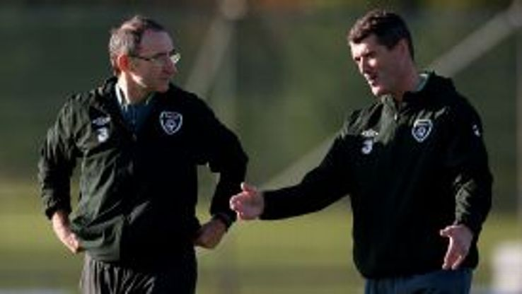 Keane says O'Neill is the 'bad cop' in their partnership.