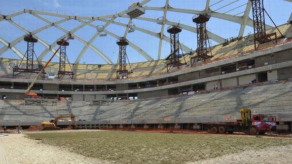 Arena Amazonia stadium Brazil World Cup 2014