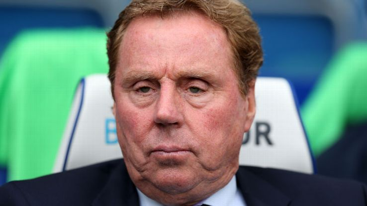 Harry Redknapp is one of English football's most colourful characters.
