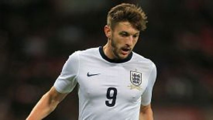 Adam Lallana was rewarded for his Southampton form with an England start against Chile.