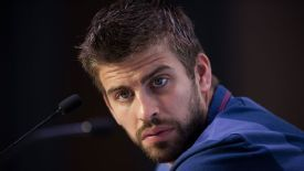 Gerard Pique said there is