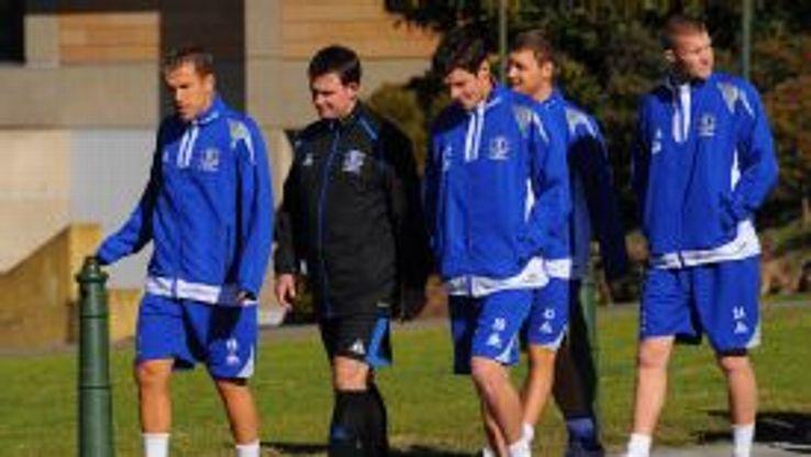 David Moyes worked alongside John Murtough at Everton.