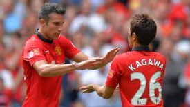 The arrivals of Van Persie and Kagawa led to a significant increase in United's wage bill.