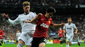 Shinji Kagawa decided against a move to the Bernabeu.