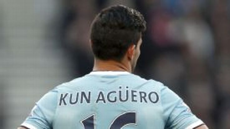 Sergio Aguero says City
