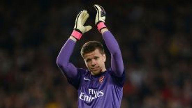 Wojciech Szczesny has made 121 appearances for Arsenal.
