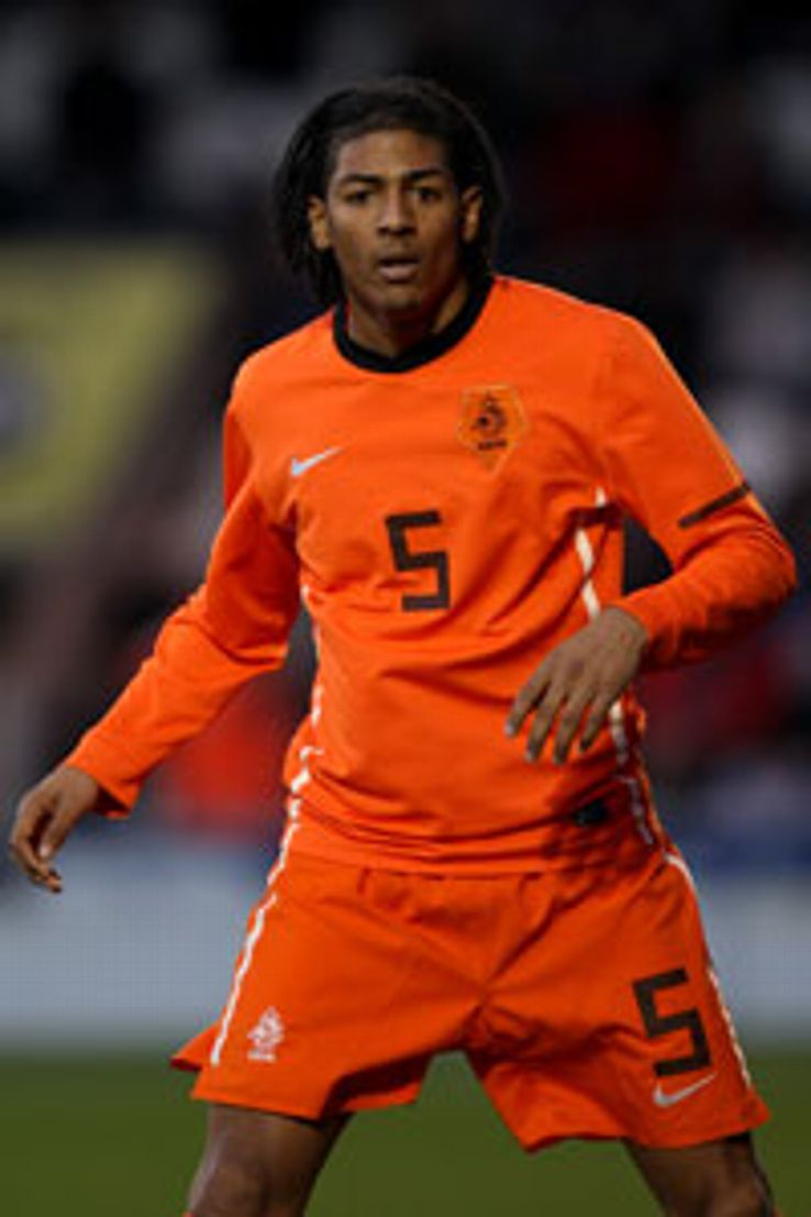 Patrick van Aanholt has previously represented Netherlands at under-21 level.