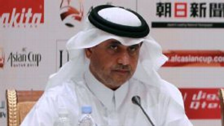 Saoud Al Mohannadi said he is