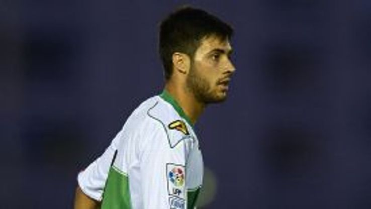 Carles Gil is currently on loan at Elche.
