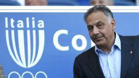 James Pallotta is Roma president.