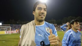 Liverpool hope to bring Luis Suarez back as soon as possible in time for the Merseyside derby.
