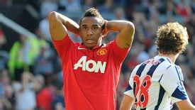 Anderson last played in the Premier League on Sept. 28.