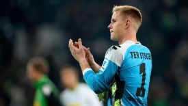 Marc-Andre ter Stegen is on Barcelona's radar as they seek a replacement for Victor Valdes.