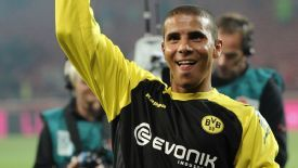 Zidan won the Bundesliga with Dortmund in 2011.