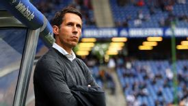 Thomas Eichin is seeking a new path for Werder Bremen.
