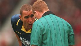 Vinnie Jones Wimbledon referee