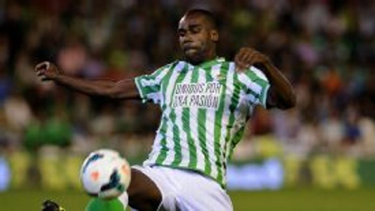 Paulao joined Real Betis from Saint-Etienne in 2012.