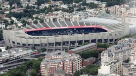 PSG are to remain at the Parc des Princes for three decades.