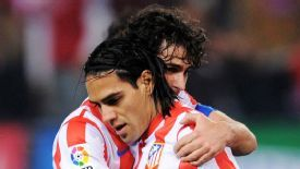 Atletico have been forced to cash in on stars such as Radamel Falcao.
