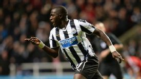 Moussa Sissoko let fly with a screamer against West Brom.