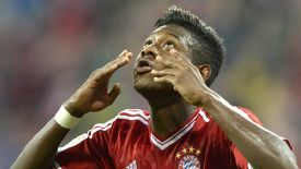 David Alaba has committed to a new deal with Bayern Munich.