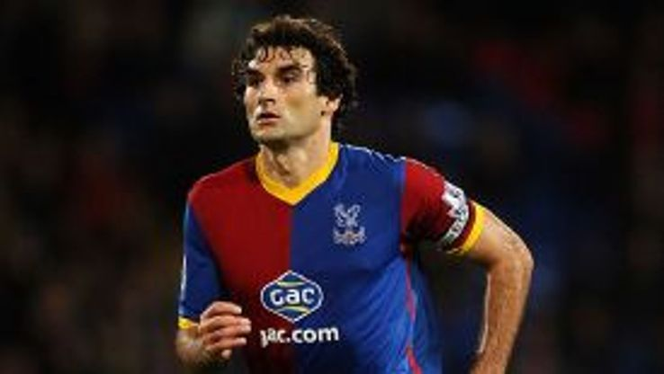 Mile Jedinak is a popular player with the Palace fans.