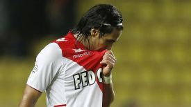 Radamel Falcao's Monaco career has so far proved a disappointment.