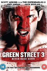 Green Street 3 bears little resemblence to its predecessors in the hooligan series.