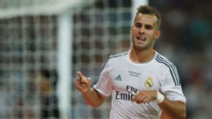 Jese Rodriguez is considered one of the brightest prospects at Real Madrid.