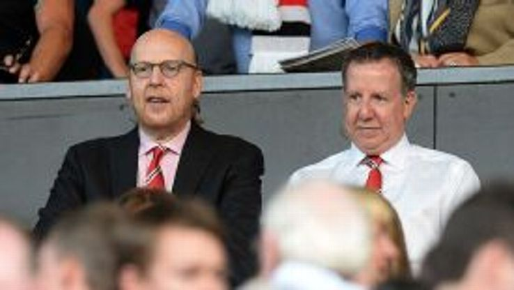 The Glazers have come in for criticism from Manchester United fans.