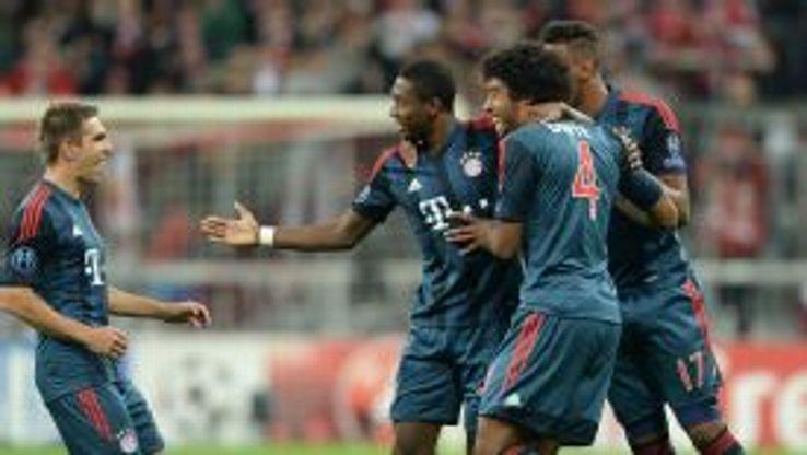 David Alaba, Jerome Boateng, Dante and Philipp Lahm shone for Bayern Munich last season.