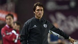 Guillermo Barros Schelotto is rumoured to be the top target for F.C. Dallas.