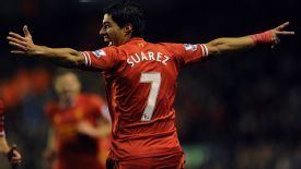 'Luis Suarez can match Messi, Ronaldo'