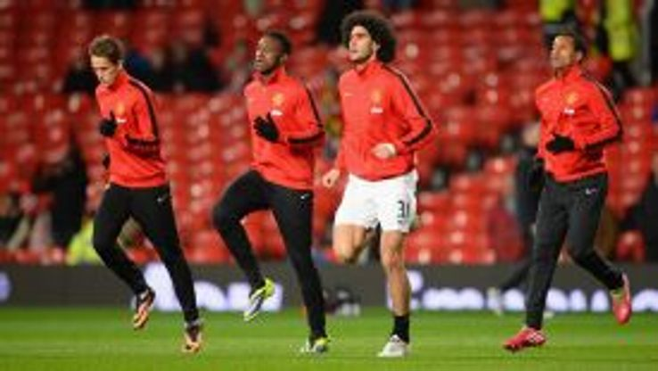Marouane Fellaini has the perfect opportunity to prove himself, against former club Everton.