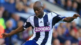 Youssuf Mulumbu is contracted to West Brom until 2016.