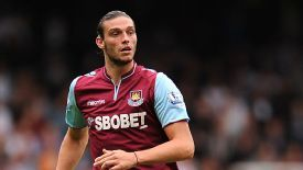 An awful lot of expectation has been placed on the return of West Ham's Andy Carroll.